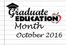 Graduate Education Month