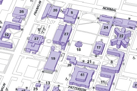 State University Map Latest Campus Map Source Code Web Strategy And