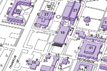Campus Map & Directions
