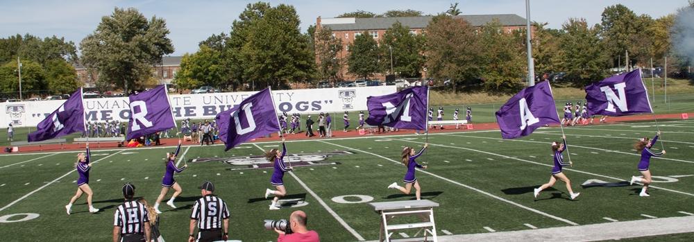 Homecoming at Truman State University