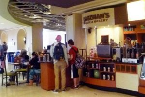 Jazzman's in the Student Union Building