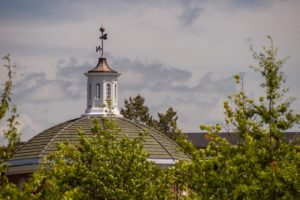 Kirk Memorial- Weathervane