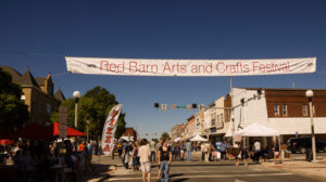 Red Barn Arts and Crafts Festival