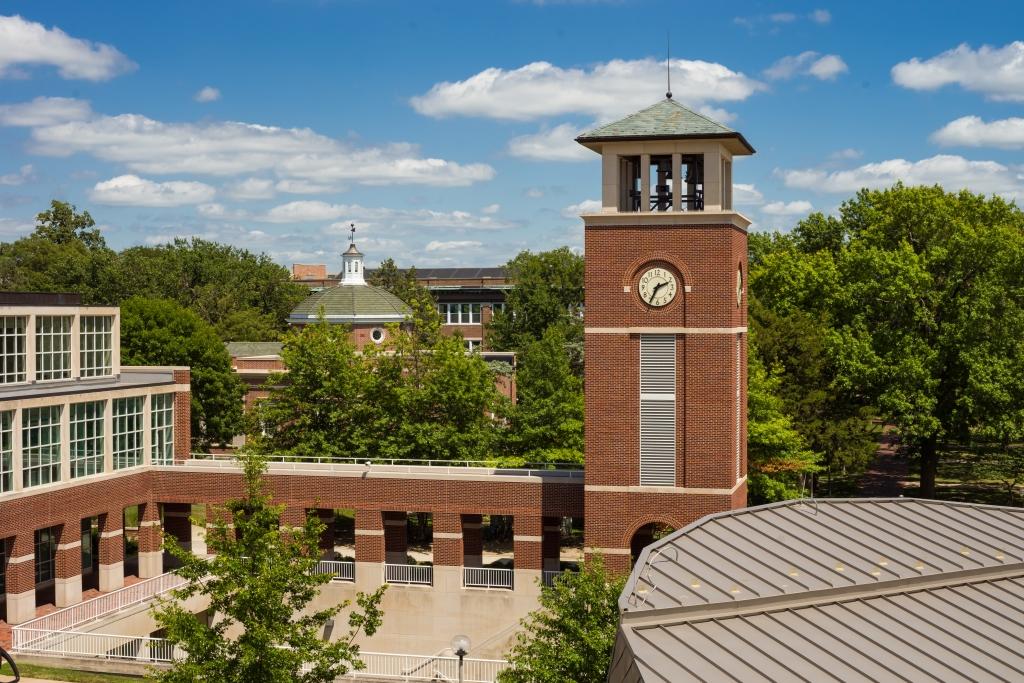 Library - Kirk Memorial - Clock Tower