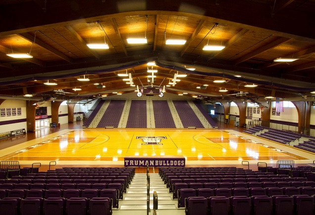 Pershing Arena at Truman State University