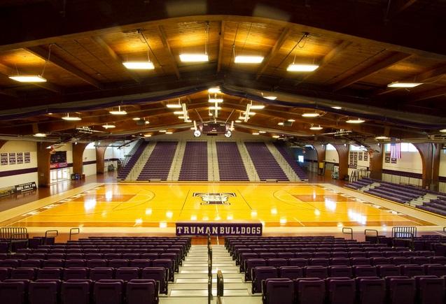 Pershing Arena at Truman State University