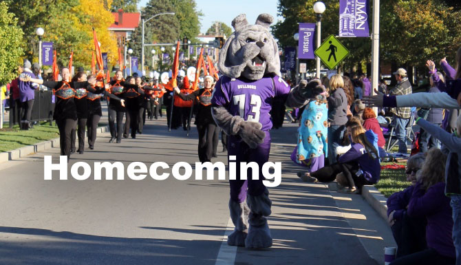 Come back to campus this weekend to celebrate one of Truman State University's favorite traditions