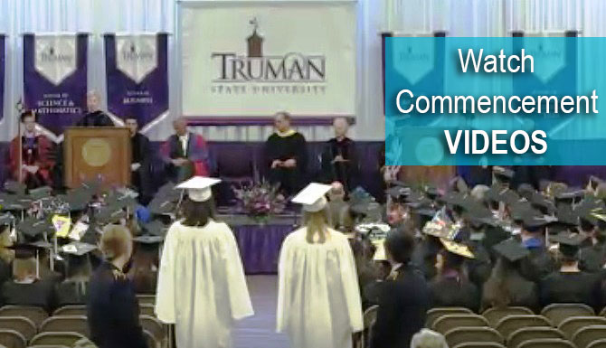 May 13 was a proud day as we celebrated the achievements of our graduates…watch videos of the Commencement ceremonies
