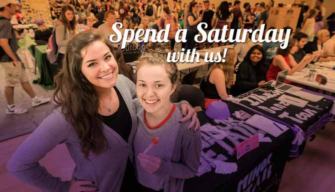 Curious about Truman? Sign up for our next Saturday Showcase on March 25 to learn more about the Truman experience