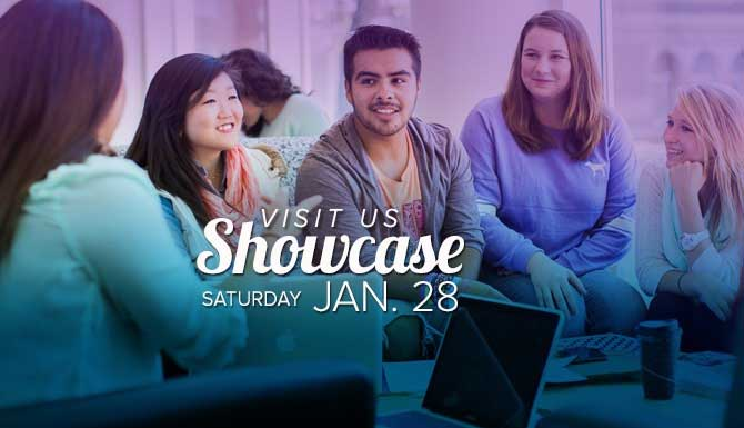 Curious about Truman? Spend a day with us on our next Saturday Showcase visit event on Jan. 28