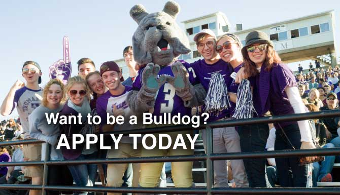 Take your next step toward becoming part of one of the nation's top-ranked universities and apply today