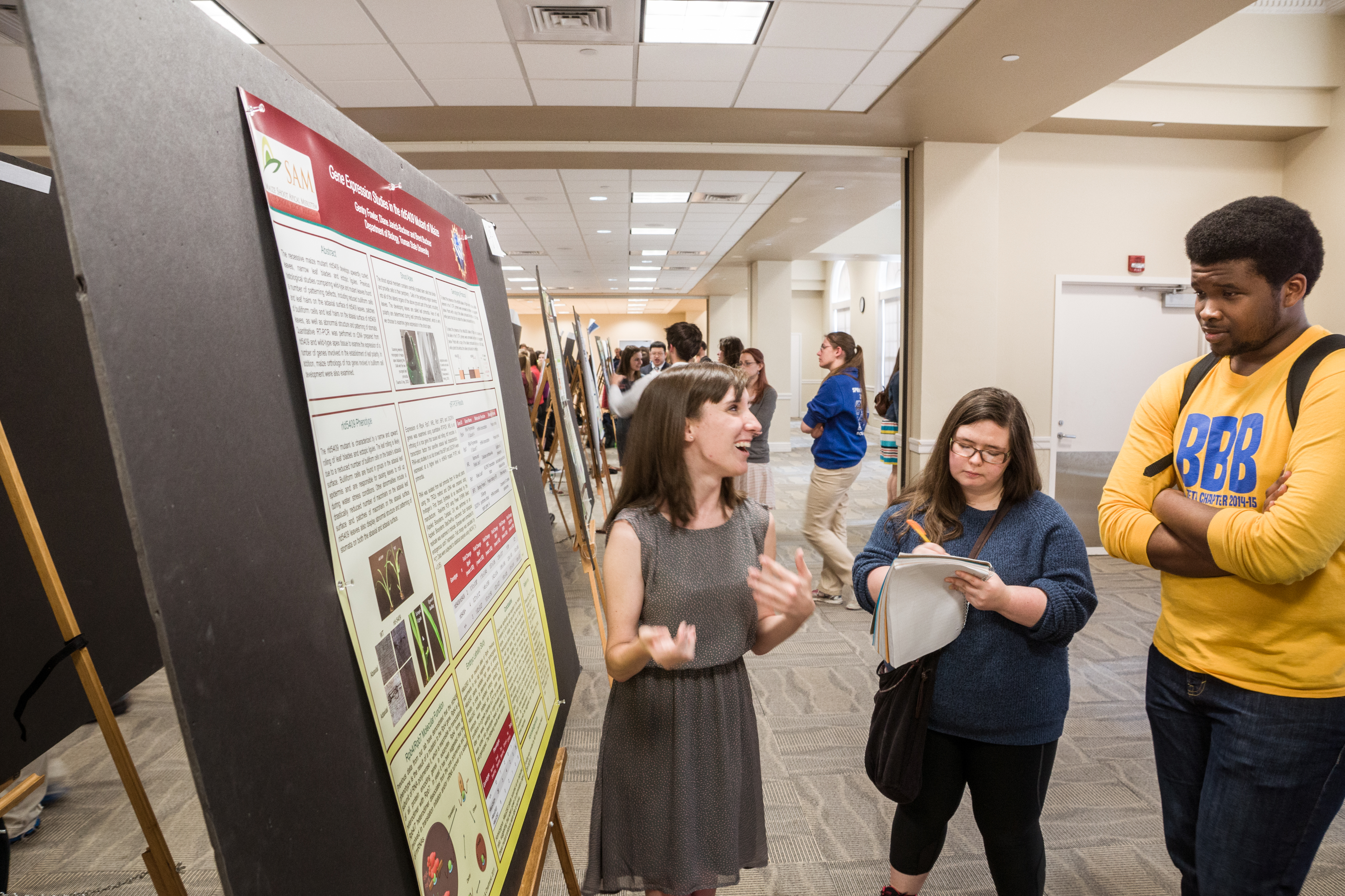 Student Research Conference on the Truman Campus