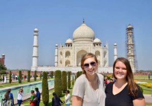 Study abroad program in India
