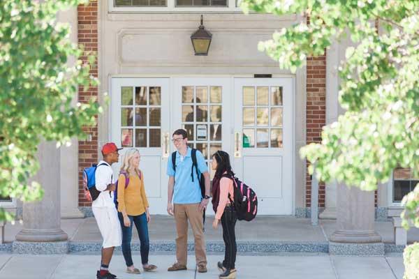 Truman students