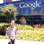 Cody Sumter at Google