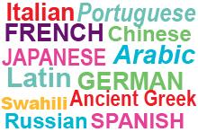 Languages at Truman
