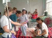 Nursing Experience in the Philippines
