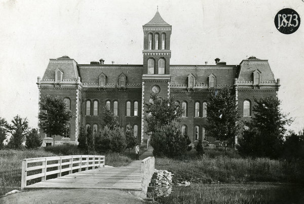 Old Baldwin Hall