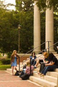 Photographs from Truman State University