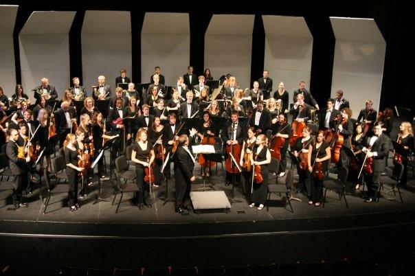 Truman State University Symphony Orchestra
