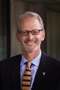 Truman State University President Troy D. Paino