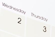 Alumni Calendar