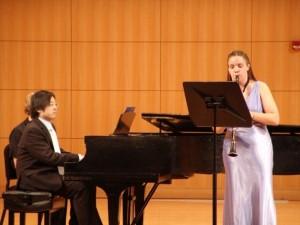 Angela's Recital