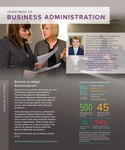 Business Administration Quick Facts