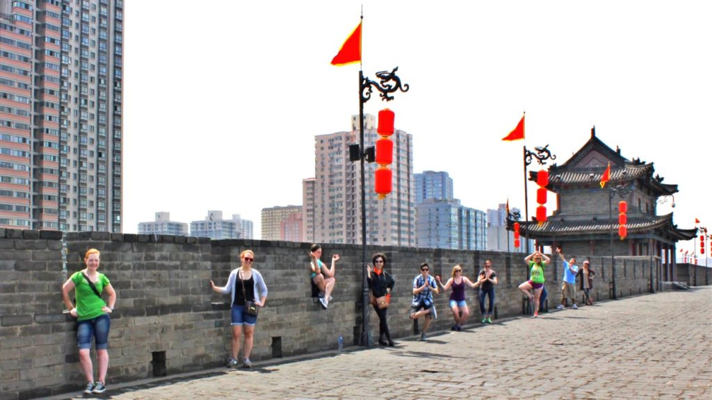 Study Abroad trip in China