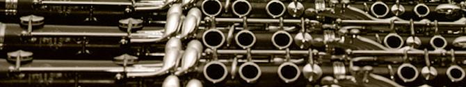 Clarinet banner