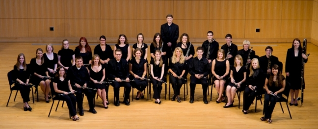 Clarinet Choir 2011