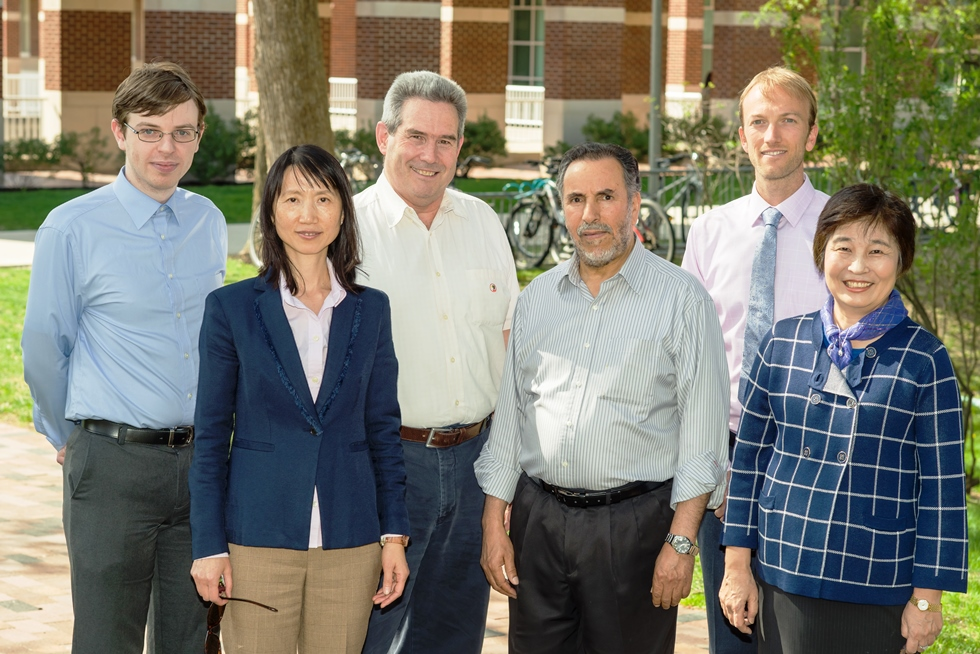 Economics faculty at Truman