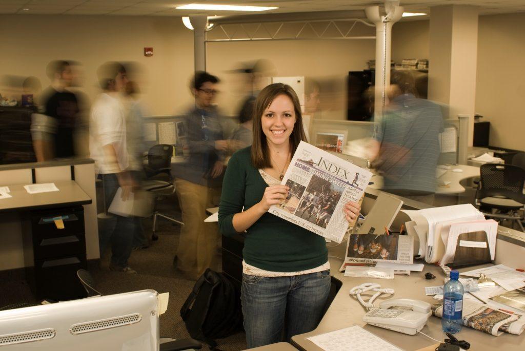 Index newspaper