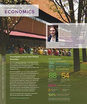 Economics Quick Facts Brochure