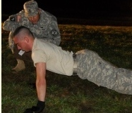 ROTC Physical Fitness 1