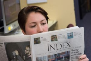 Index newspaper
