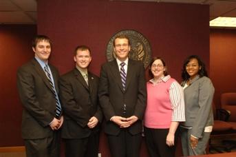 Missouri Government Internship