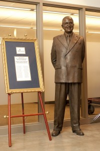 Statue of Harry Truman