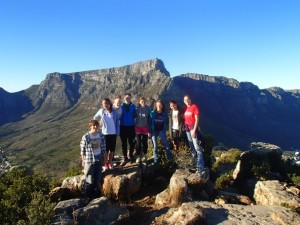 Study Abroad in Cape Town