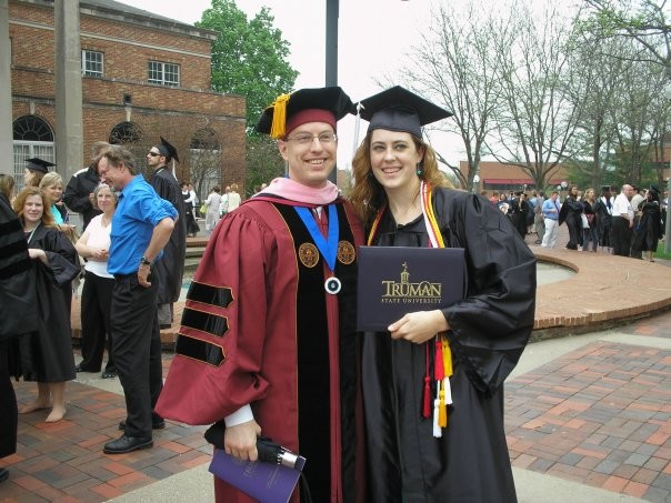 Clarinetist Lisa Rubenthaler graduating from Truman