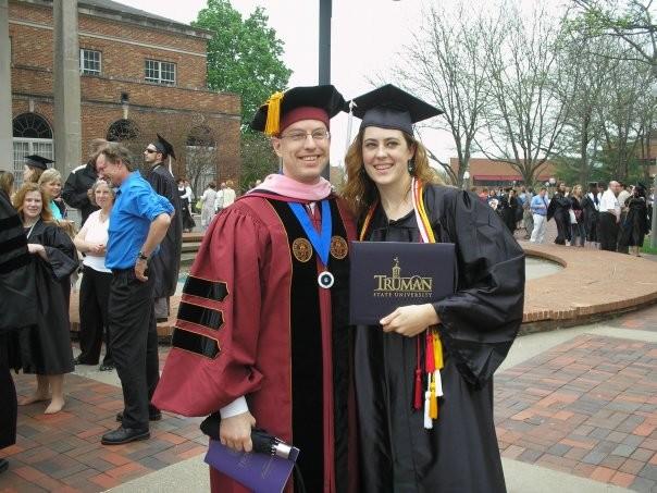 Clarinetist Lisa Rubenthaler graduating from Truman