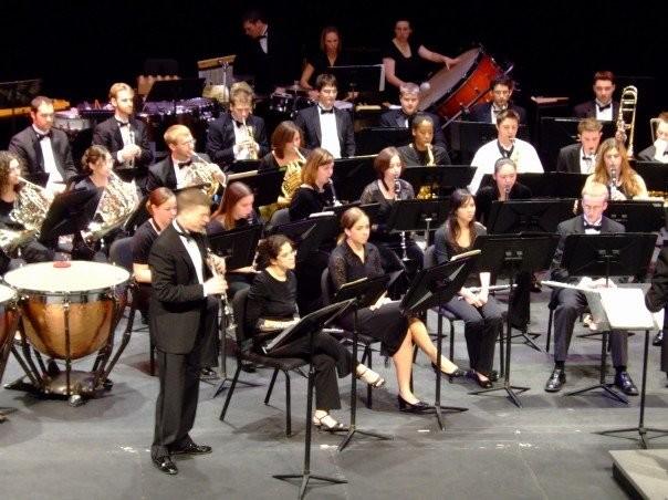 The Truman Wind Symphony featuring Dr. Krebs