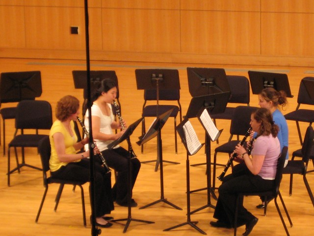 The Truman Clarinet Quartet (2009)