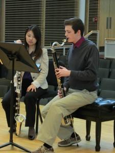Bass Clarinet Master Class