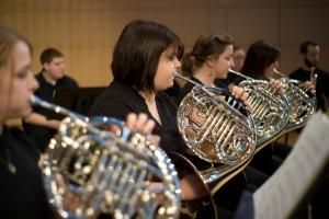 Brass Choir French Horns