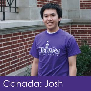 Canada - Josh Chua