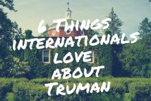 Truman Times Blog