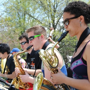 Jazz on the Quad 1