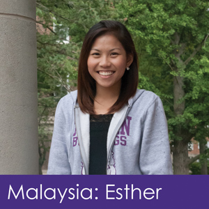Malaysia - Esther