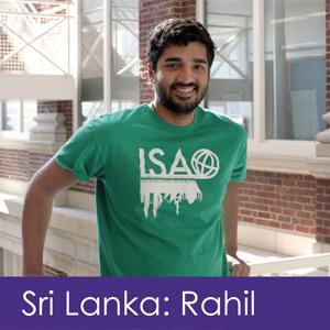Sri Lanka - Rahil
